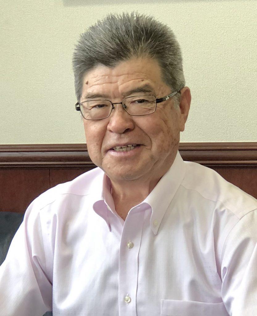 島田市国際交流協会会長 大久保節夫